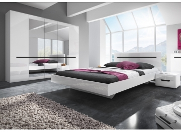 Модулна система за спалня RAFAELLA White